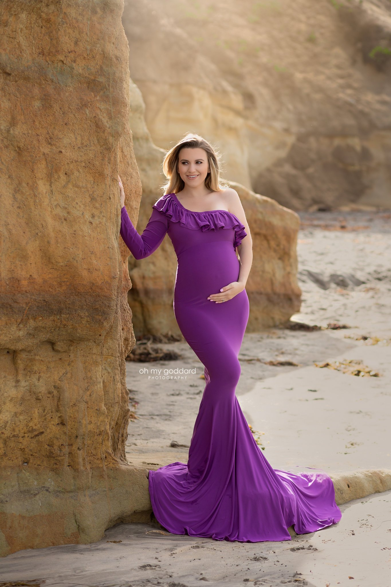 Blake Designer Maternity Gowns Baby Shower Dresses and