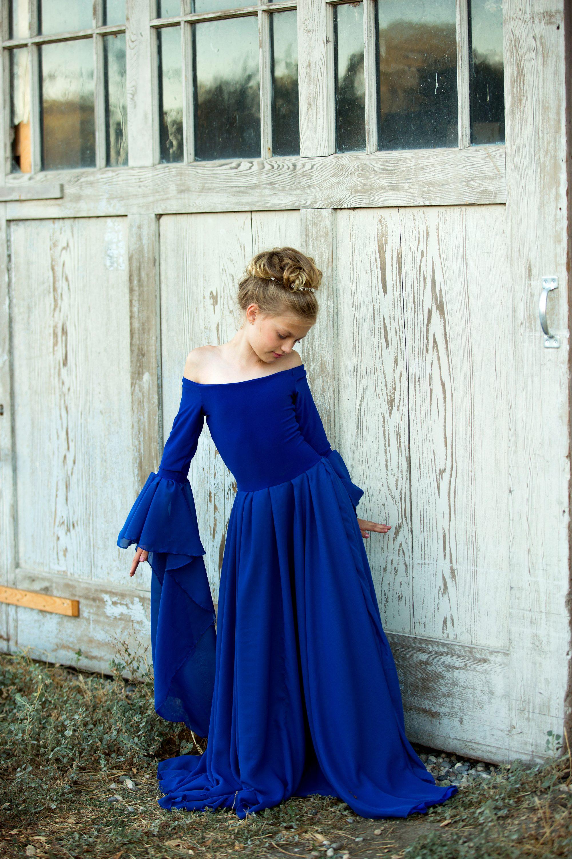 Oceana girls rennaisance gown