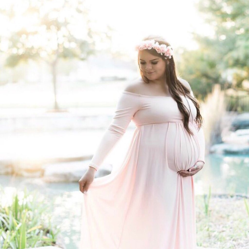 9938f97985da5 i absolutely love this dress, and my maternity pictures turned out  beautifully! thank you! highly recommend.