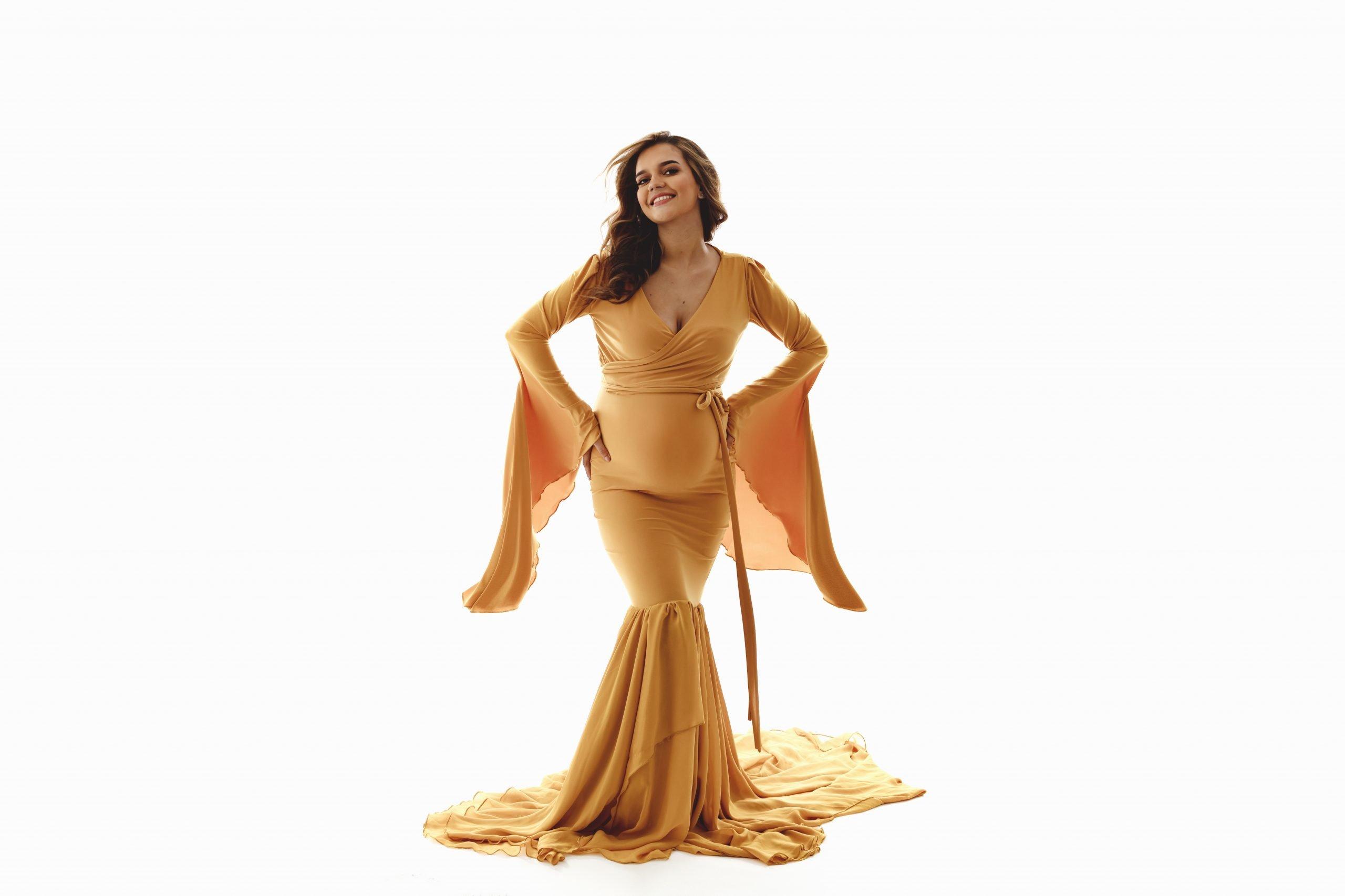 Isla Ballet Wrap, Miss Madison Boutique